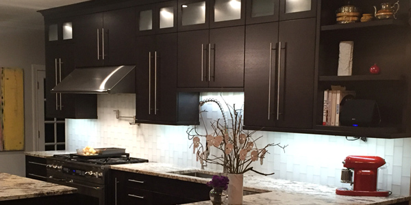 Updated kitchen cabinets will make the space useful and pleasing.