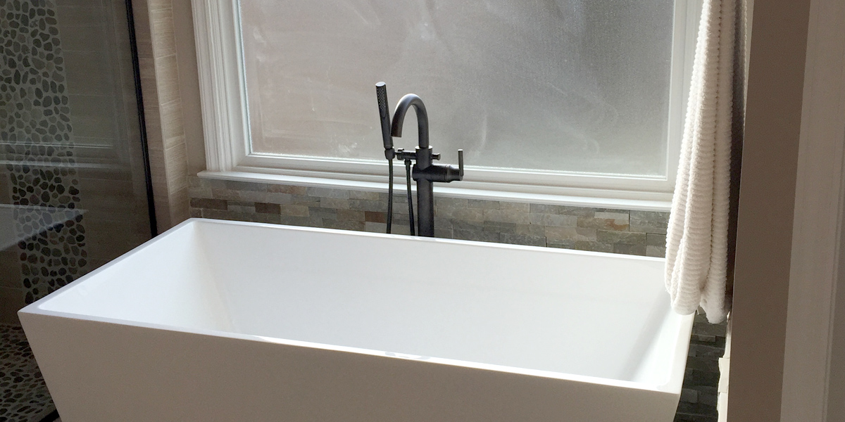 Call us for amazing master bathroom remodeling.