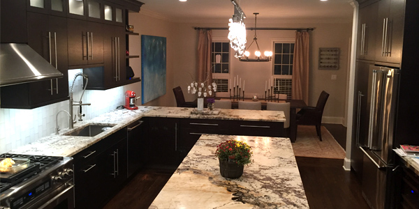 Get started with kitchen design - Atlanta Curb Appeal; for kitchen remodeling Marietta GA calls ACA first.